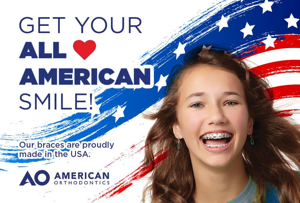 American Orthodontics: Made in America!